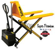 JFD High Lift Scissor Truck
